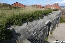 Atlantic Wall Stauning Battery Hvide Sande Point Denmark Nazi Defense Line Atlantikwall