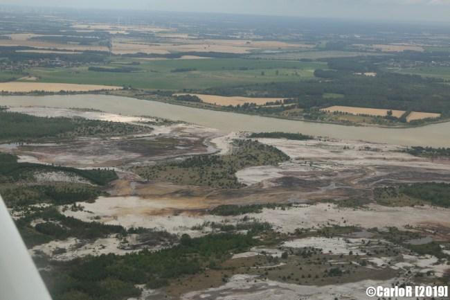Naturpark Lausitz - Aerial View Picture Luftbild