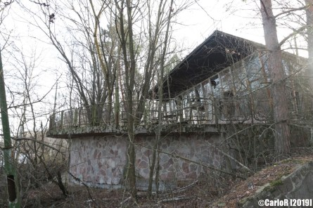 Ghost Town Cafe Pripyat Cold War Chernobyl Nuclear Power Plant Exclusion Zone