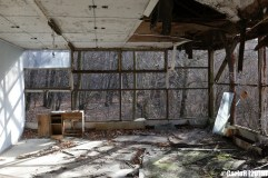 Ghost Town TV Shop Pripyat Cold War Chernobyl Nuclear Power Plant Exclusion Zone
