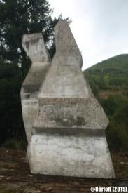 BotunNorthMacedoniaTitoYugoslaviaCommunistMonument