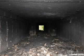 Papa Airbase Hungary Soviet Abandoned Airplanes Blast Deflector Weapons Shelter