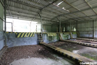 Urkut Soviet Abandoned Central Nuclear Warhead Storage Monolith Cold War Base Hungary