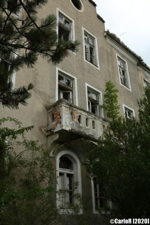 Hajmasker Soviet Headquarters Hungary Veszprem