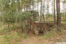 Brzeznica Kolonia Klomino Abandoned Soviet Nuclear Bunker Warhead WMD Monolith Depot Poland Cold War