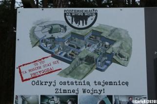 Vineta Battery Polish Cold War Command Bunker Underground Citadel Poland