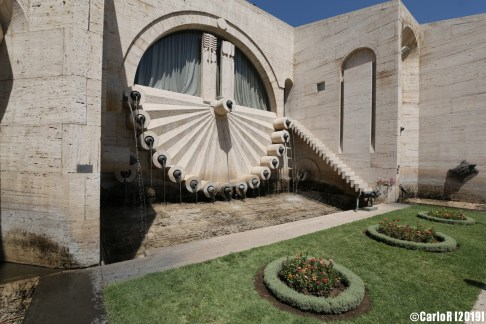 Yerevan weird architecture - Armenia