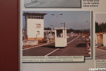 Eisfeld-Rottbach German Inner Border Innerdeutsche Grenze