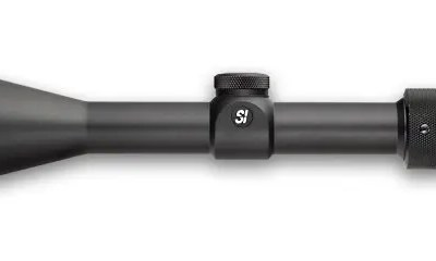 Sightron SI Hunter Series Riflescope 4-12×40 Duplex Reticle Code 31006