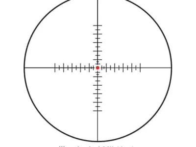 Sightron 10-50×60 SIII LR 30mm Riflescope Mil-Hash ZS IR Code 25178