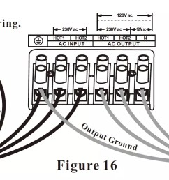 dc ac cable wiring for sigineer power inverter chargers split capacitor motor wiring diagram 120 240v [ 1525 x 683 Pixel ]
