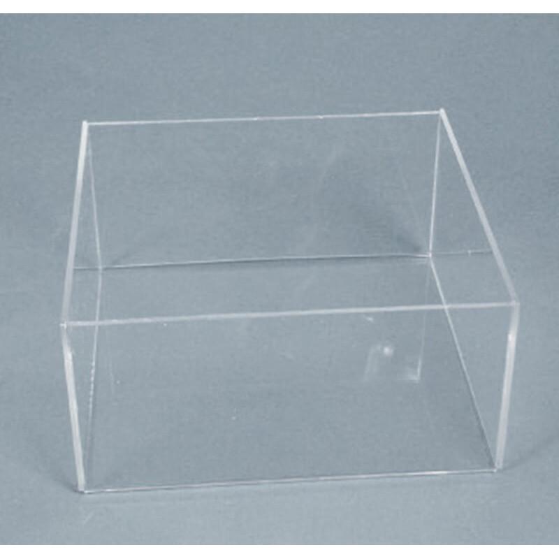 boites transparente en plexiglas