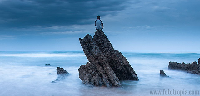 Playa de Vega, Ribadesella, Asturias