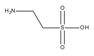 Taurine Taurine for synthesis. CAS 107-35-7, EC Number 203