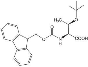 Fmoc-Thr(tBu)-OH Fmoc-Thr(tBu)-OH Novabiochem®. CAS 71989