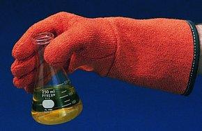 Clavies® biohazard autoclave gloves gauntlet L 5in. (13cm), overall L 13in. (33cm)