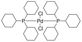 Dichlorobis(tricyclohexylphosphine)palladium(II) 95%