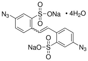 4,4′-Diazido-2,2′-stilbenedisulfonic acid disodium salt