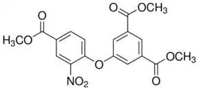 Dimethyl 5-[4-(methoxycarbonyl)-2-nitrophenoxy