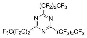 2,4,6-Tris(heptafluoropropyl)-1,3,5-triazine analytical
