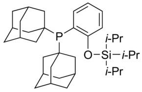 Di(1-adamantyl)-(2-triisopropylsiloxyphenyl)phosphine 97%