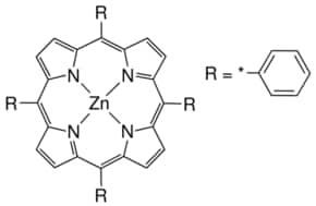 5,10,15,20-Tetraphenyl-21H,23H-porphine zinc low chlorin