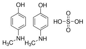 4-(Methylamino)phenol hemisulfate salt ACS reagent, 99%
