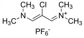 2-Chloro-1,3-bis(dimethylamino)trimethinium