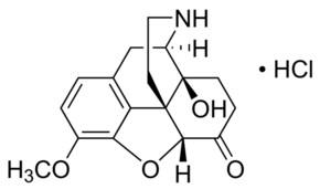 Noroxycodone hydrochloride solution 1.0 mg/mL in methanol