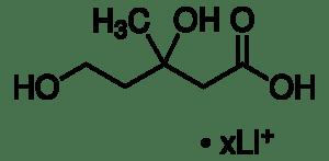 (RS)-Mevalonic acid lithium salt analytical standard