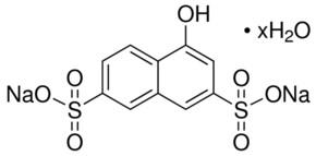 1-Naphthol-3,6-disulfonic acid disodium salt hydrate