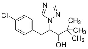Paclobutrazol certified reference material, TraceCERT