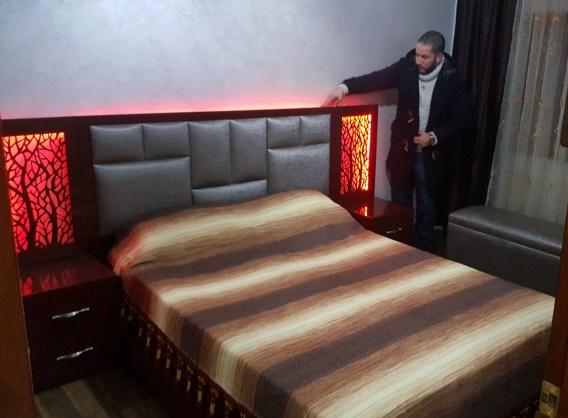 La Chambre à coucher de Sigma Décoration