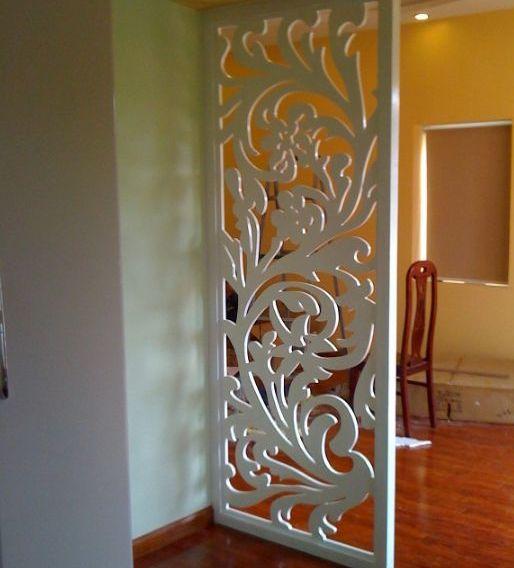 Claustra et Séparation  décoration d'intérieure