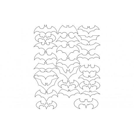 fichier DXF CNC SVG pour plasma, laser, CNC, Cricut SVG N° 24
