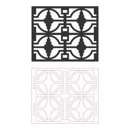 fichier DXF CNC SVG pour plasma, laser, CNC, Cricut SVG N° 17