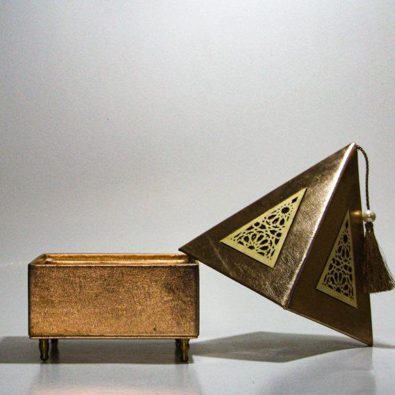 Boite à Bijoux Pyramidale