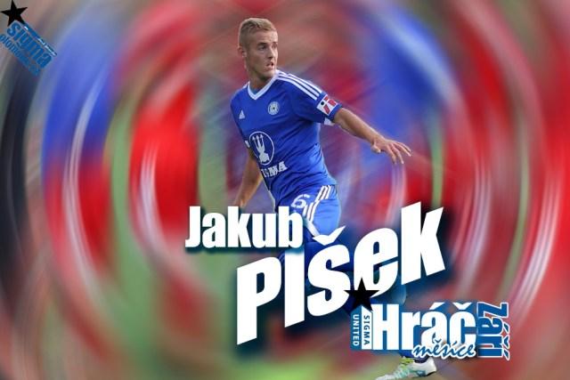 Kuba Plšek hráče měsíce září v hlasování fanoušků SK Sigma Olomouc