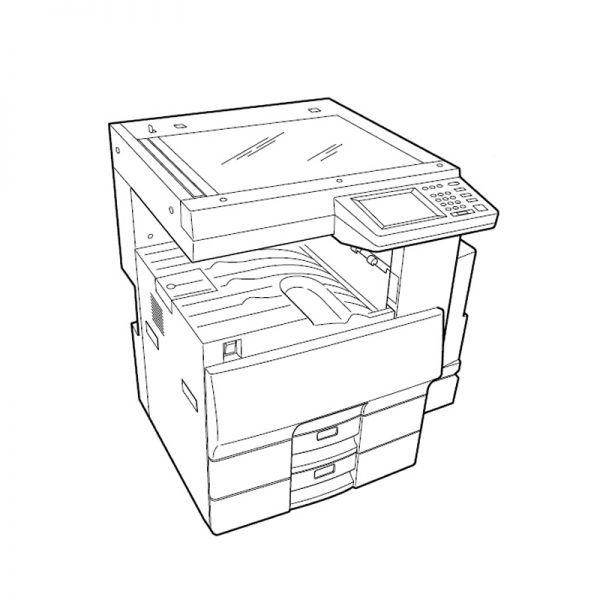 Free Download CANON CLC5000 Service Manual, Parts List