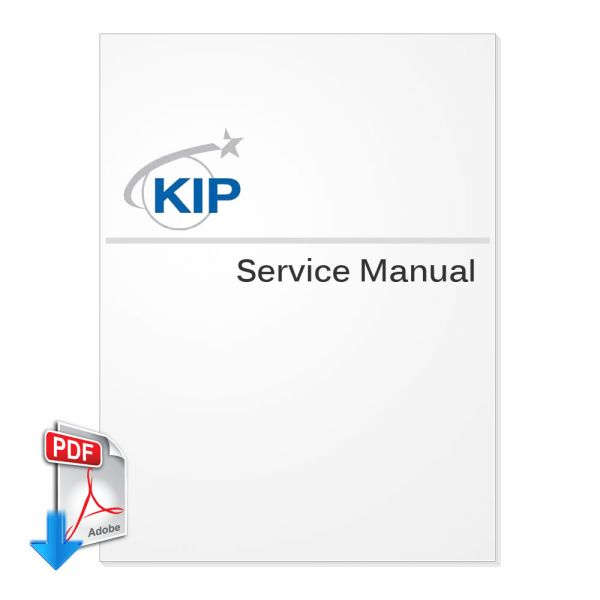 Free Download KIP Starprint 6000 Service Manual (Direct
