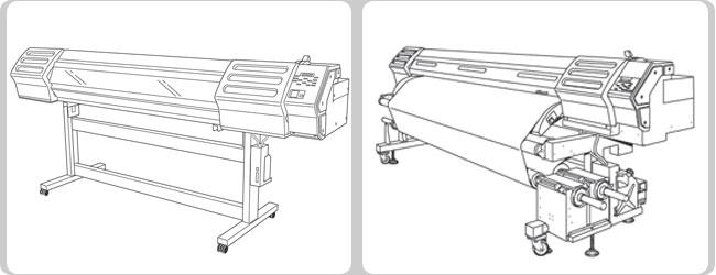 Generic Roland SJ-540 Solvent Resistant Ink Pump