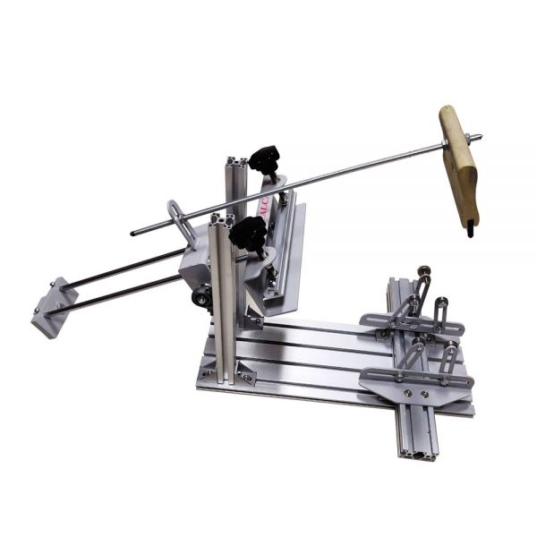 Calca Manual Cylinder Screen Printing Press, for Pen / Cup