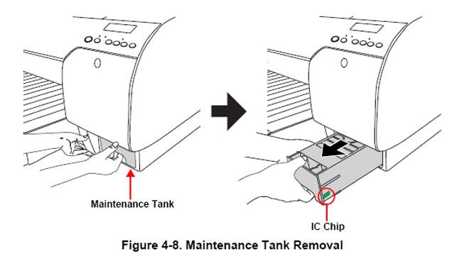 Maintenance Tank for Epson Stylus Pro 4000 / 4880 / 7600