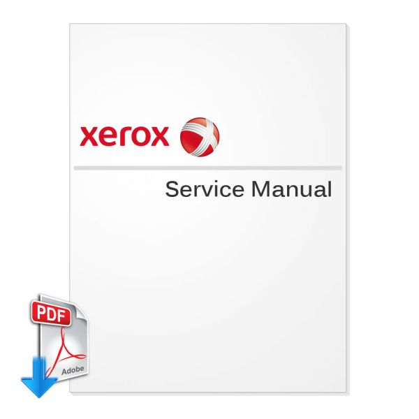Free Download XEROX 2510, 2515 Service Manual(Direct