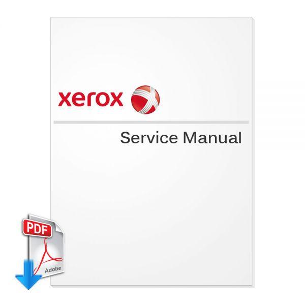 Free Download XEROX WorkCentre PE114e Service Manual--sign