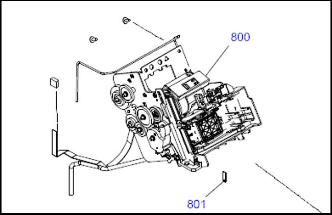 Prtotección de bomba Original Epson Stylus Pro 7880 / Pro