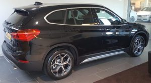 BMW Window Tint After
