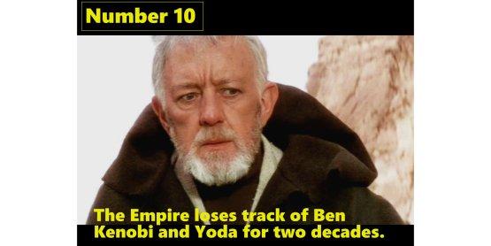 Star Wars #10 Intel Failure