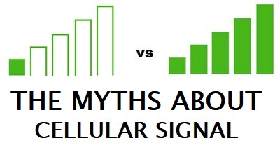 Cell Phone Bars Signal Strength and the Truth  Signal Connect