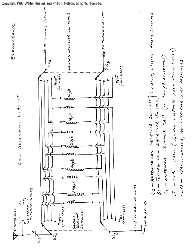 Coil Selector Circuit